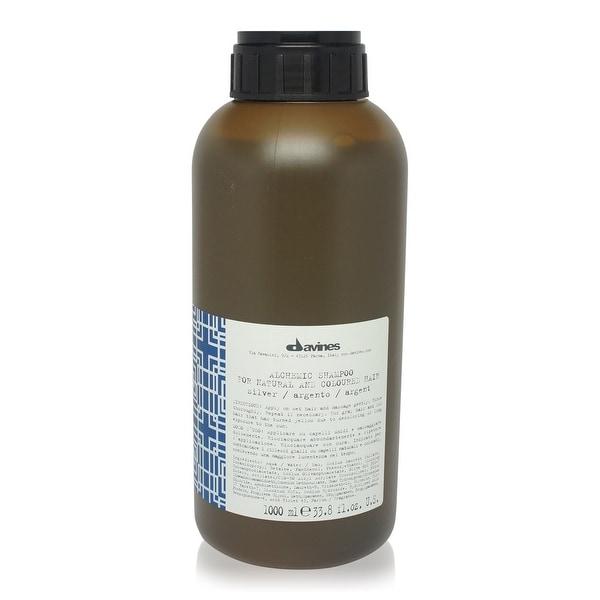 Davines Alchemic Shampoo- Silver 33.8 Oz