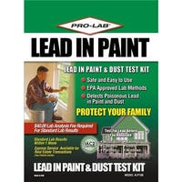 Pro Lab Inc. Lead Dust/Paint Test Kit LP106 Unit: EACH