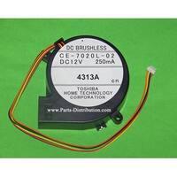 Epson Projector Fan Intake:  CE-7020L-02