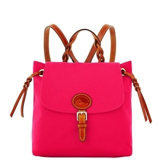 Dooney & Bourke Nylon Flap Backpack (Introduced by Dooney & Bourke at $139 in Oct 2014)