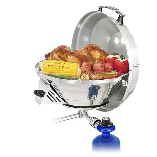 Magma Marine Kettle 3 Gas Grill - 15 Inch Kettle 3 Gas Grill