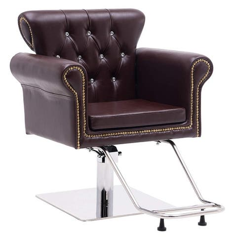 BarberPub Classic Barber Chair