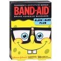 BAND-AID Bandages SpongeBob SquarePants Assorted Sizes 20 Each - Thumbnail 0