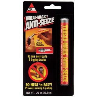 AGS TMK-1 Thread-Magic Anti-Seize, Wax Stick, 0.43 oz
