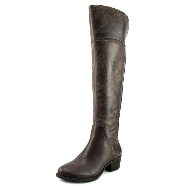 Vince Camuto Tolla Women Bomber Grey Boots