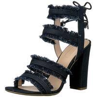 GUESS Women's Evira Heeled Sandal