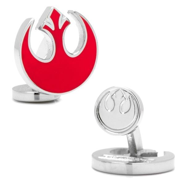 Star Wars Rebel Alliance Symbol Cufflinks Cuff Links