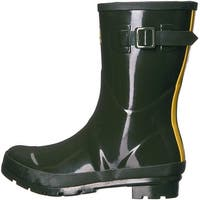 Joules Womens Kelly Welly Rubber Closed Toe Mid-Calf Rainboots - 10