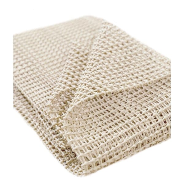 """Strong Grip Non-Slip Rug Pad (0.125"""") - Beige"""