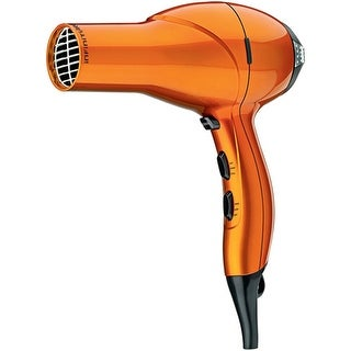 Conair 259WMY Infiniti Pro Ceramic Ionic Hair Dryer Orange