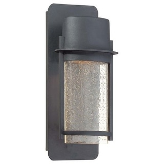 "The Great Outdoors GO 72251 1 Light 13"" Height Dark Sky Compliant Outdoor Wall Sconce from the Artisan Lane Collection"