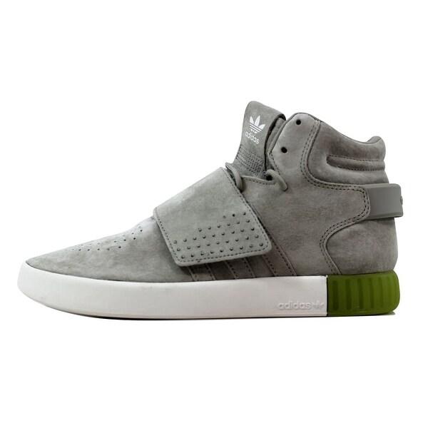Details about Mens Adidas Tubular Invader Strap Shoes