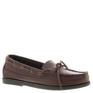 Life Outdoors Men's One-Eyelet Boat Shoe