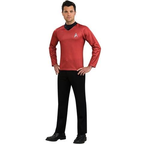 Rubies Star Trek Scotty Adult Costume - Red