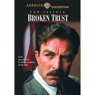 Broken Trust DVD Movie 1995
