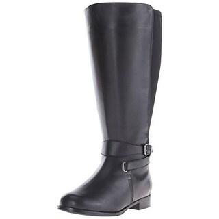 Rose Petals by Walking Cradles Womens Tamara Super Wide Calf Riding Boots