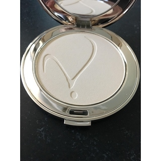 Jane Iredale Pressed Powder Refillable Rose Gold Compact