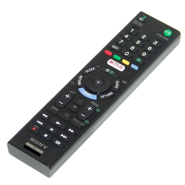 NEW OEM Sony Remote Control Originally Shipped With KDL32WD757, KDL-32WD757, KDL43WD757, KDL-43WD757