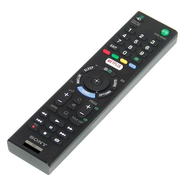 NEW OEM Sony Remote Control Originally Shipped With KDL55WD655, KDL-55WD655, KDL40WD655, KDL-40WD655