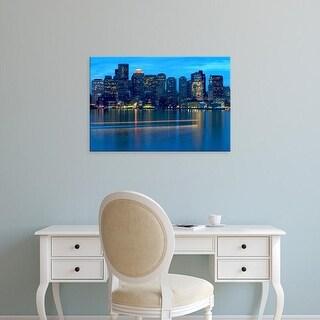 Easy Art Prints Jaynes Gallery's 'US22 BJA0000' Premium Canvas Art