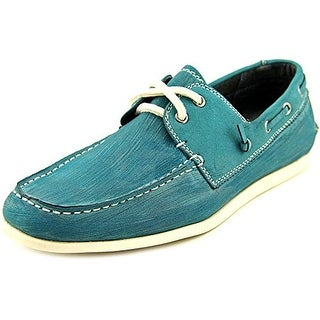 Madden Men Gerie Moc Toe Leather Boat Shoe