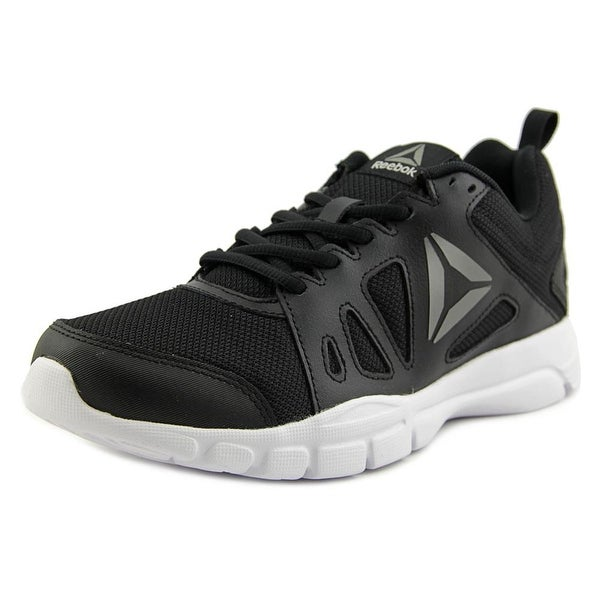 Reebok Trainfusion RS  Black/ Pewter/ White Cross Training Shoes