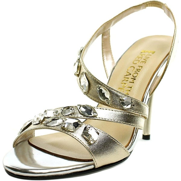 E! Live From The Red Carpet Goldee Women Open Toe Synthetic Sandals