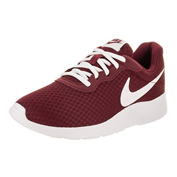 cheap for discount 8be84 7726b Shop Nike Women s Tanjun Team Red White Size - Free Shipping Today -  Overstock - 27125113