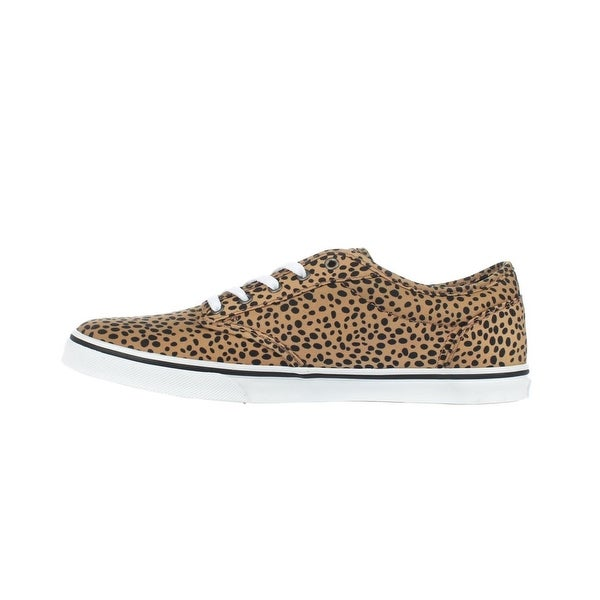 bf5e88bc0cef42 Shop Vans Womens Atwood Low Canvas Low Top Lace Up Fashion Sneakers ...