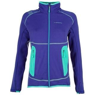 La Sportiva Women's Iris 2.0 Jacket - Iris Blue - M