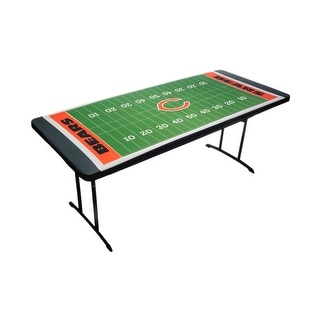 Tabletopit Chicago Bears Table Topit Table Cover