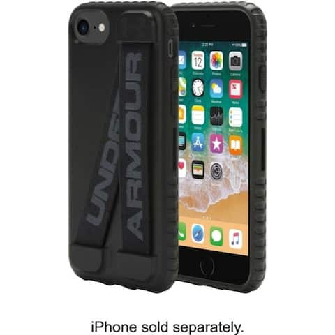 Under Armour Protect Handle-It Case for iPhone 8 / 7 / 6S / 6 - Black/Stealth