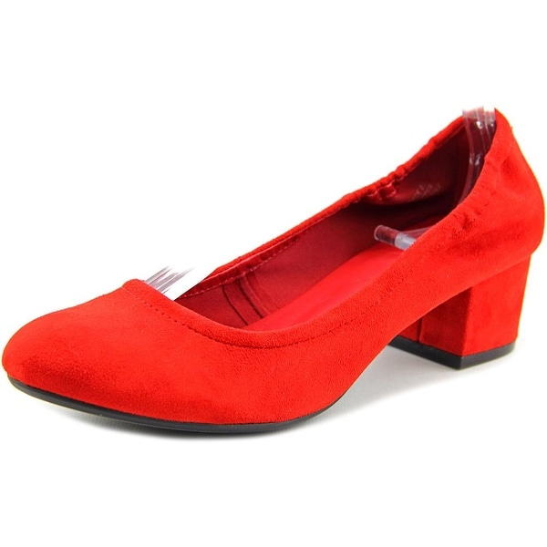Zigi Soho Candace Women Red Pumps