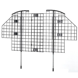 Midwest Home For Pets 13 Wire Mesh Pet Barrier with Small Extension Panels