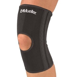 Mueller Elastic Knee Stabilizer - Black