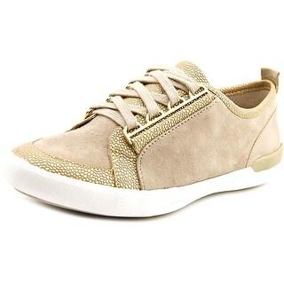 Calvin Klein Tanita Suede Fashion Sneakers