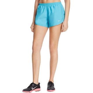 Nike Womens Athletic Shorts Moisture Wicking Printed