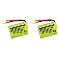 Battery for VTech (BT183642/BT283642/89-1356-01) 2-Pack Replacement Battery