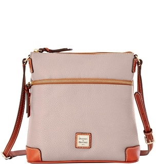 Dooney & Bourke Pebble Grain Crossbody (Introduced by Dooney & Bourke at $188 in Apr 2015) - Oyster
