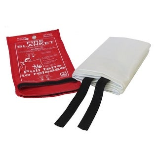 Hot Headz H-FIR-BLN100 Fire suppression blanket