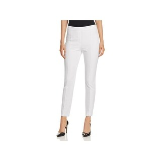 Elie Tahari Womens Gia Dress Pants Pleated Faux Pockets (2 options available)