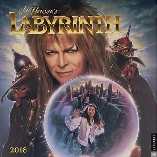 2018 Labyrinth Wall Calendar