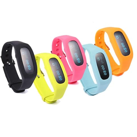 SLIM SMART FIT Bluetooth Health Monitoring Watch with Free Extra Band