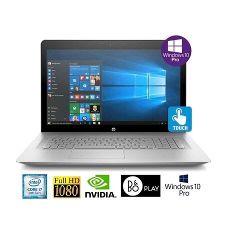 "HP Envy 17-u294 i7-8850U 16GB 17.3"" Full HD Touch NVIDIA 4GB Win 10 Pro Laptop"