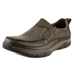 Propet Felix Round Toe Leather Work Boot