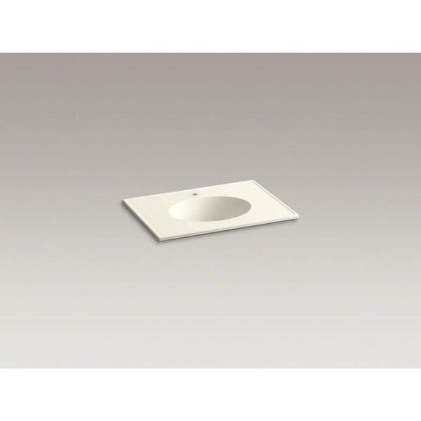 Kohler K 2796 1 Ceramic Impressions 31 Vitreous China Vanity Top