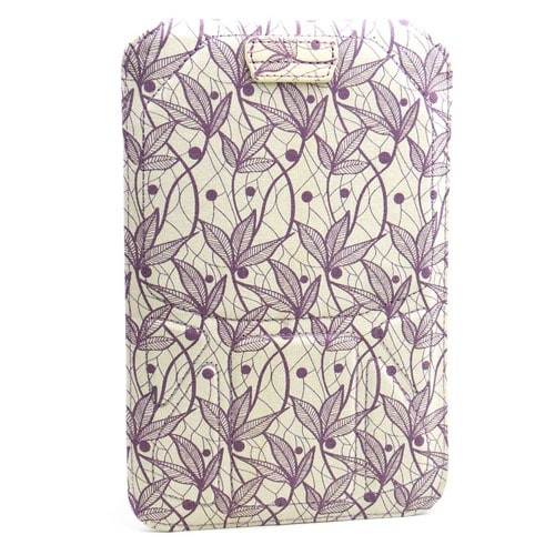 JAVOedge Flora Flex Sleeve Case for Barnes & Noble Nook Color / Nook Tablet