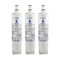 Replacement Water Filter for Whirlpool 4396508 Refrigerator Water Filter - by Refresh (3 Pack)