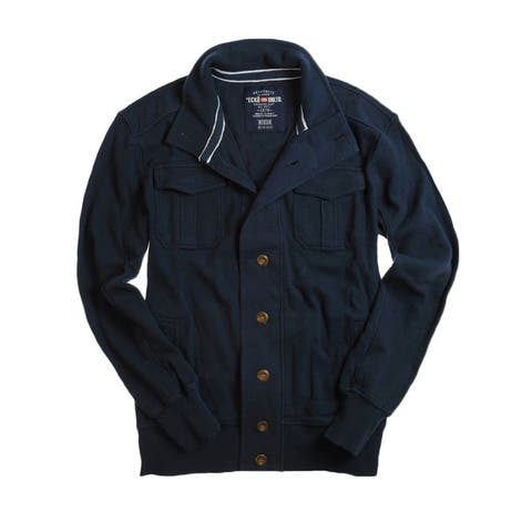 Ecko Unltd. Mens Guaranteed Track Jacket Sweatshirt