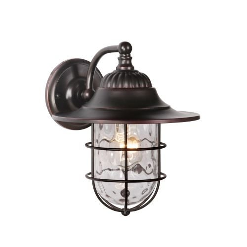 "Craftmade Z5804 Fairmont 11"" Wall Sconce"